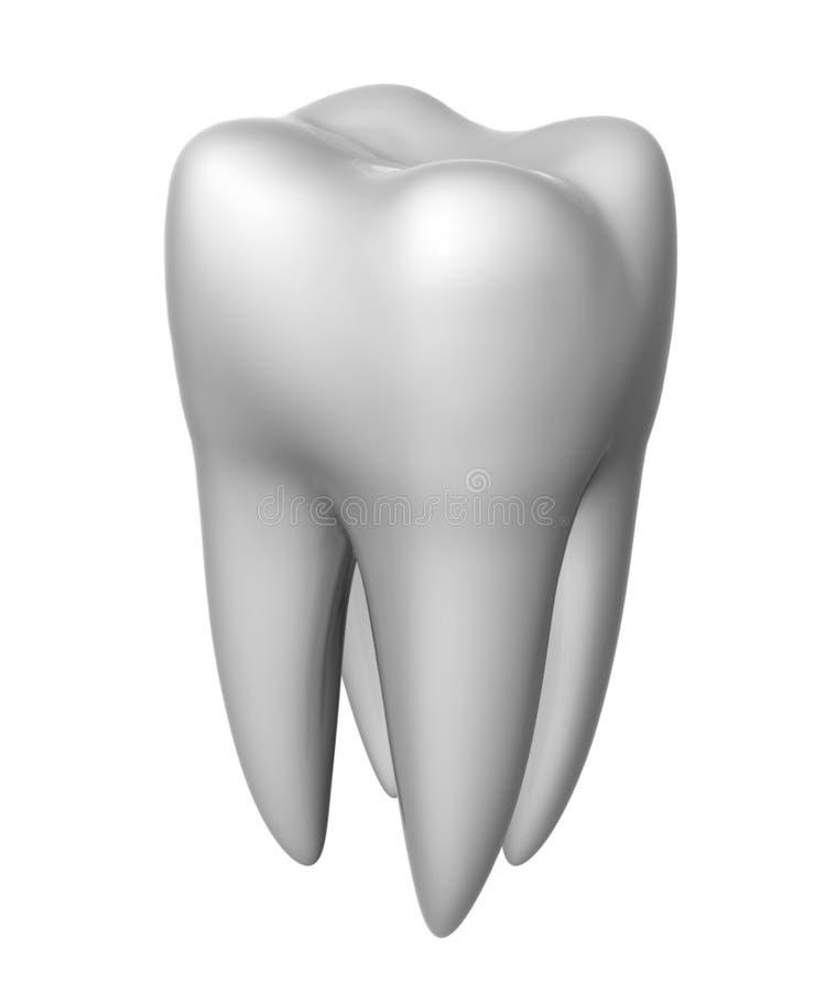Zahn stockfotografie