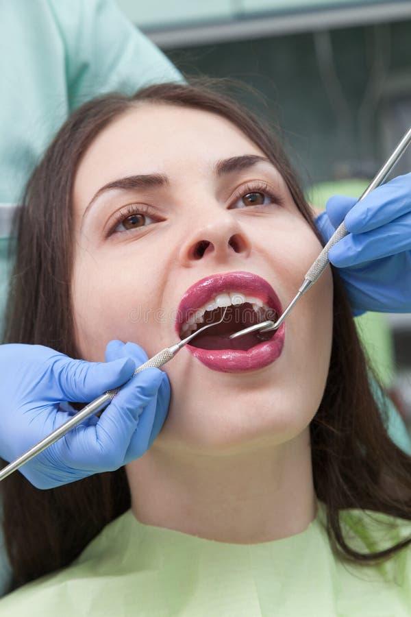 Zahnarztbüro stockbild