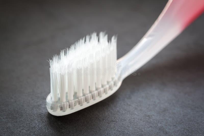 Zahnbürste. lizenzfreies stockbild