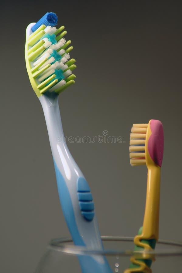 Zahnbürste stockfotos