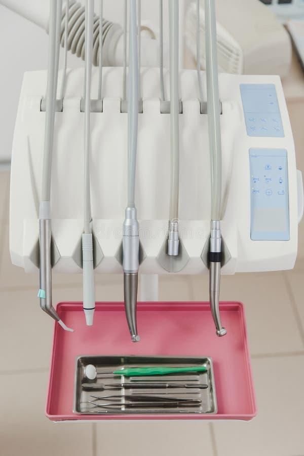 Zahnheilkunde, zahnmedizinische Behandlungsklinik stockbild