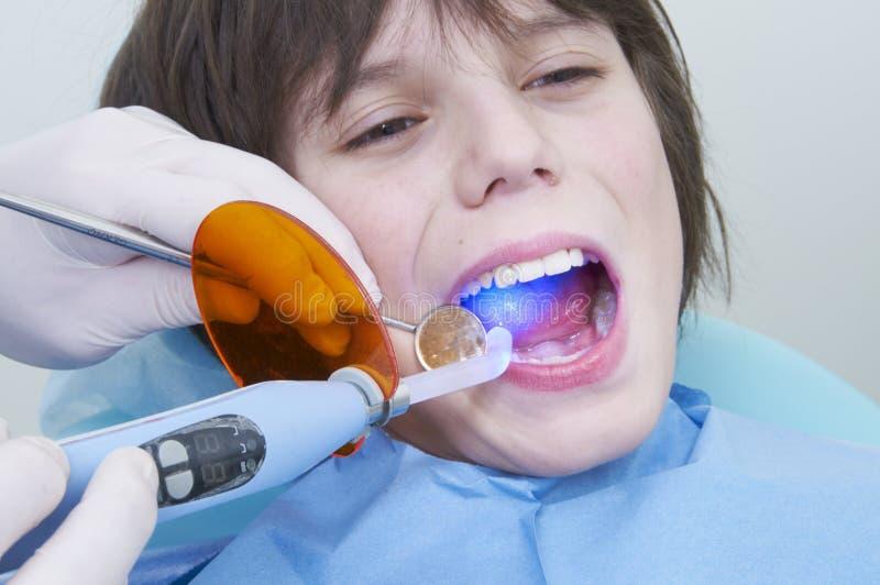 Zahnmedizinisch stockbild