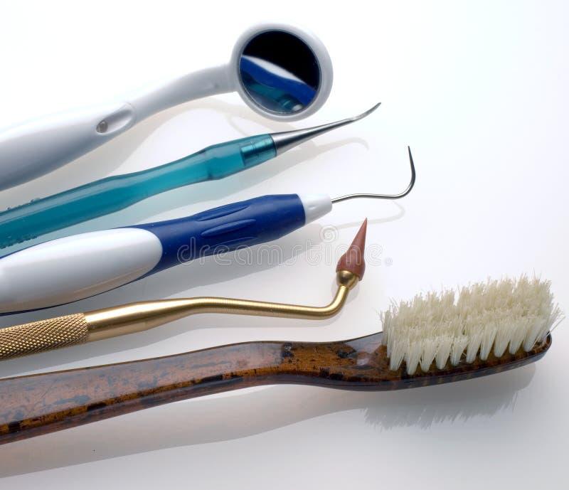 Zahnmedizinische Ausrüstung stockfotografie