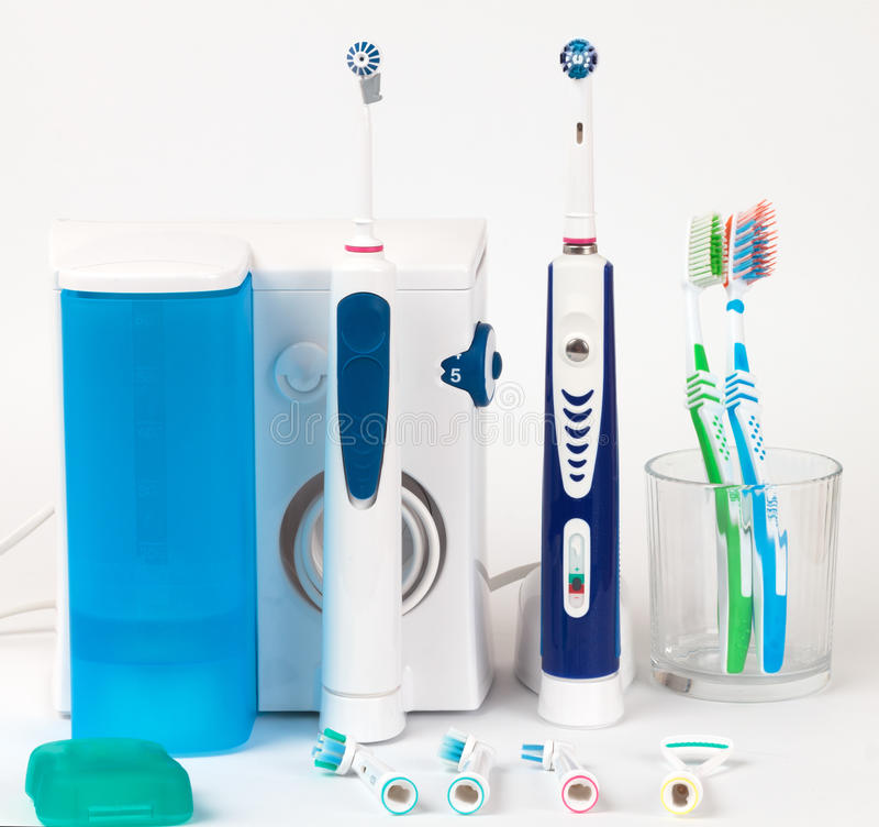 Zahnmedizinische Ausrüstung lizenzfreie stockfotos