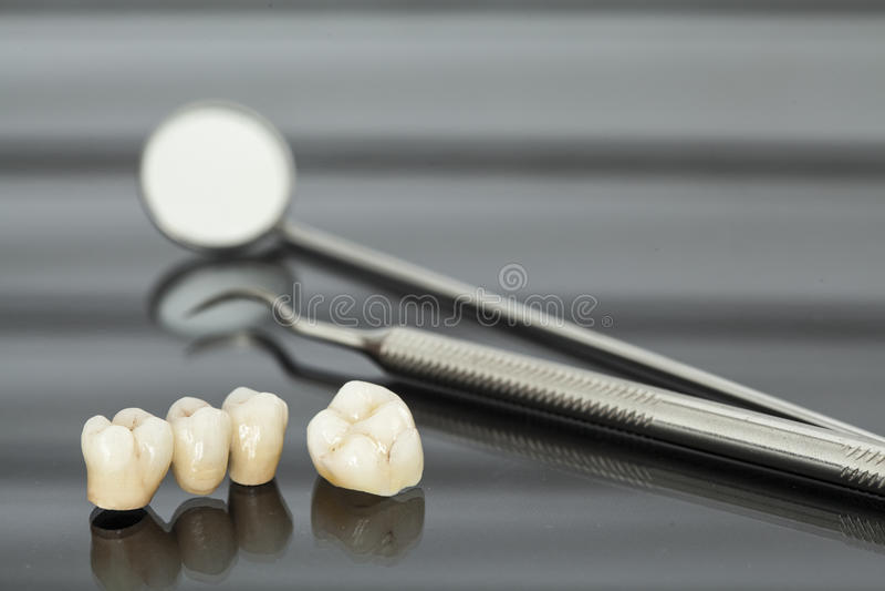 Zahnmedizinische Gesundheitspflege stockfotos
