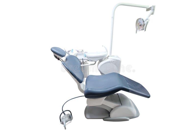 Zahnmedizinischer Stuhl stockbilder