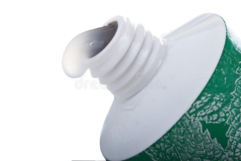 Zahnpasta stockfotos