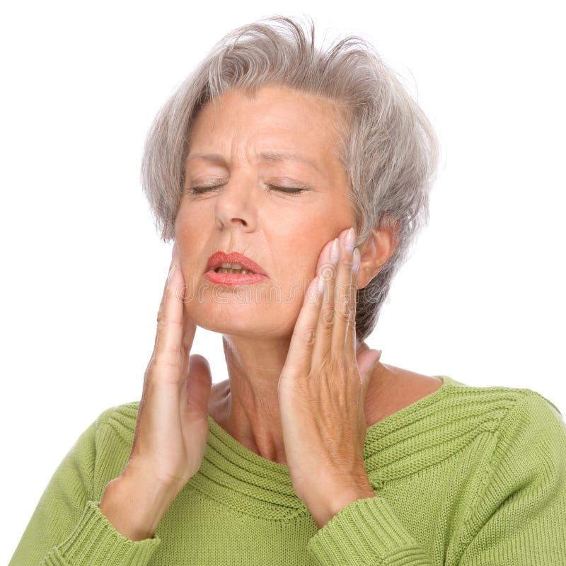 Zahnschmerzen Einbilden