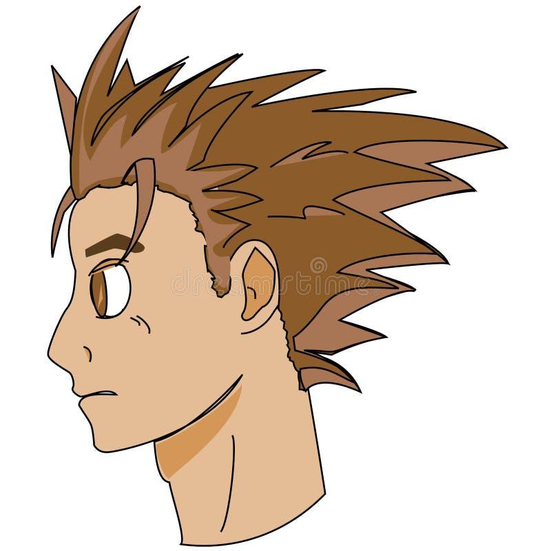 Zaine Character stock image