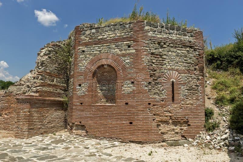 Zajecar Serbia, Lipiec, - 09, 2017: Dziejowy archeologiczny zdjęcia royalty free
