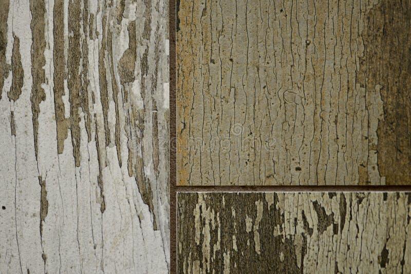 Zakłopotany Drewniany tło obraz stock