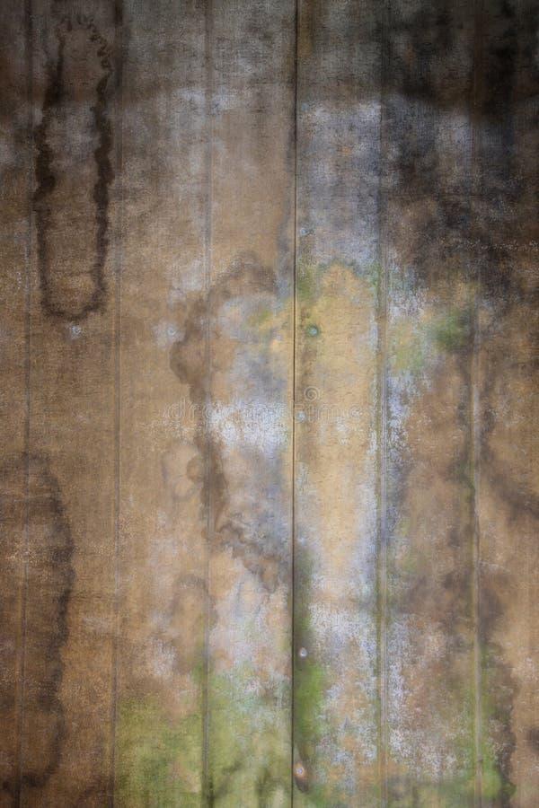 Zakłopotany, zielenieje, garbnikuje, barwionego, grungy tło, zdjęcie royalty free