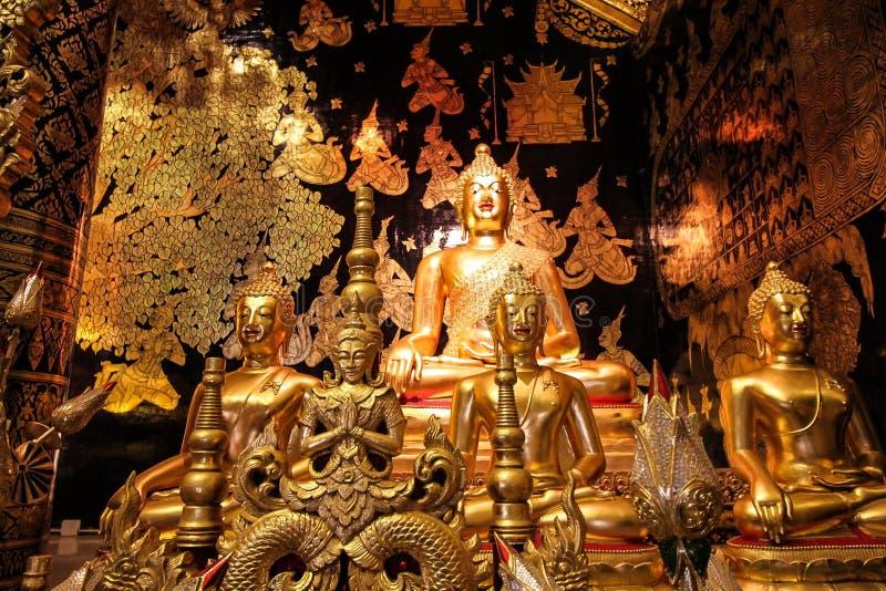 Zakaz meliny świątynia (Wata zakazu melina) zdjęcie royalty free