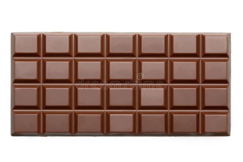 zakazuje czekoladę fotografia stock