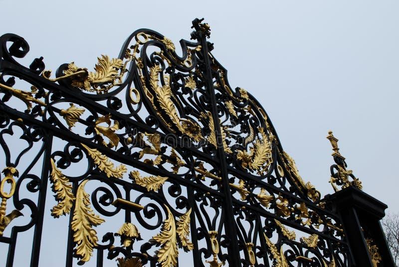 zakazuje kensington pałac obraz royalty free