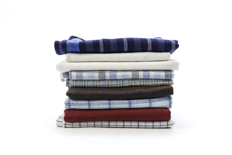 Download Zakdoeken Voor Mensen Op Een Witte Achtergrond Stock Foto - Afbeelding bestaande uit studio, achtergrond: 54081012