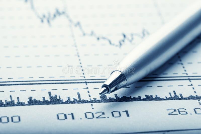 Zaken en financieel concept stock afbeeldingen