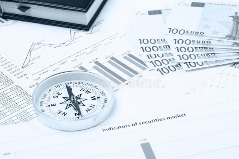 Zaken en financieel stilleven stock afbeeldingen