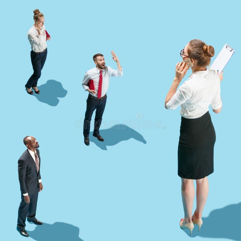 Zaken, rekrutering, het concept van de personeelsafdeling royalty-vrije stock foto's