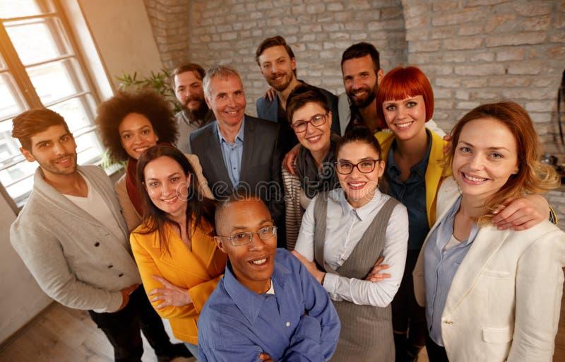 Zaken Team Office Worker Entrepreneur Concept royalty-vrije stock foto's