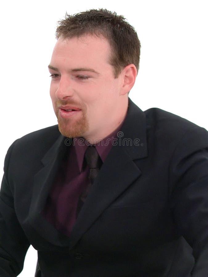 Zakenman royalty-vrije stock foto