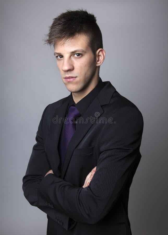 zakenman stock foto