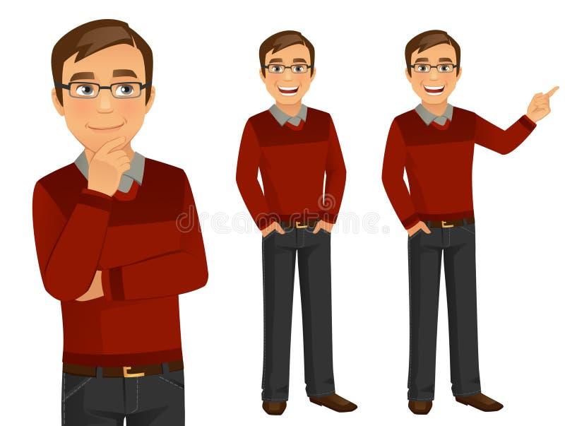 Zakenman vector illustratie