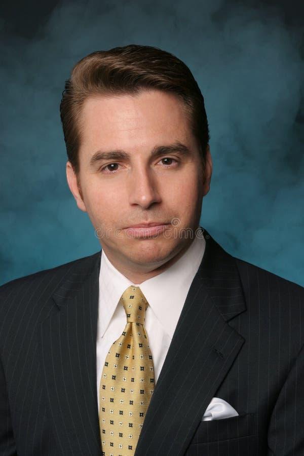 zakenman in formeel kostuum   royalty-vrije stock foto