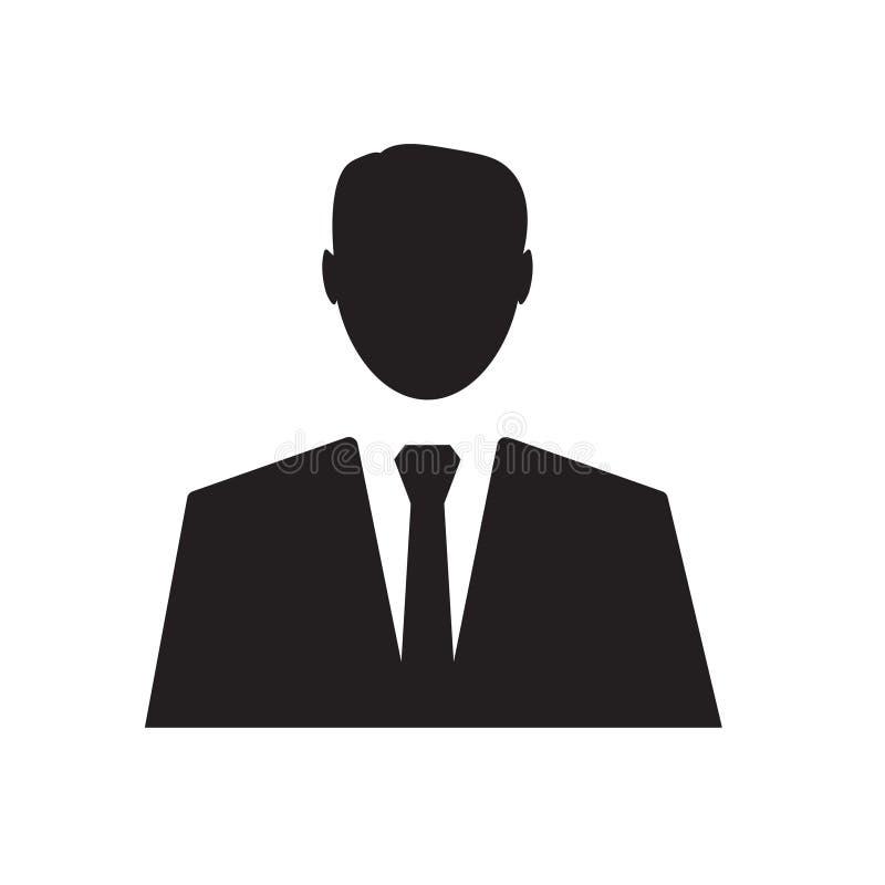 Zakenman Icon vector illustratie