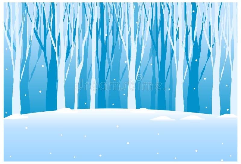 Zakończenie drzewni drewna ilustracji