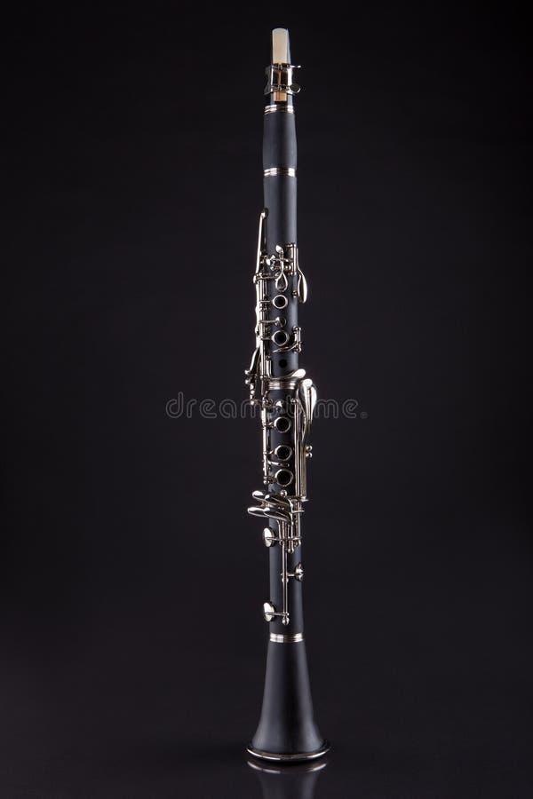 Zakończenie klarnet zdjęcia stock