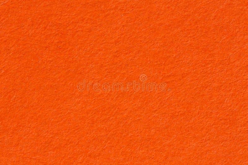 Zakończenie up pomarańcze papier, Stary rocznika papieru tekstury tło zdjęcie stock