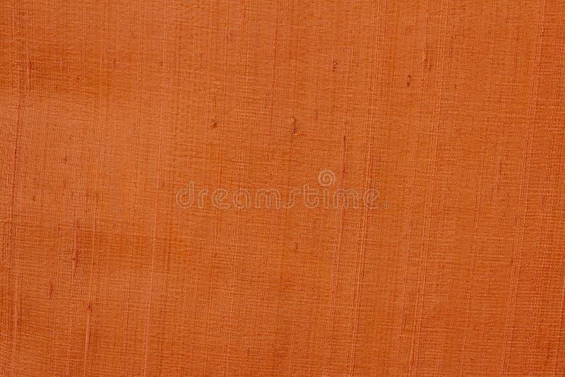 Zakończenie w górę woolen tkaniny brązu kolor Abstrakcjonistyczny brezentowy tło, pusty szablon zdjęcie royalty free