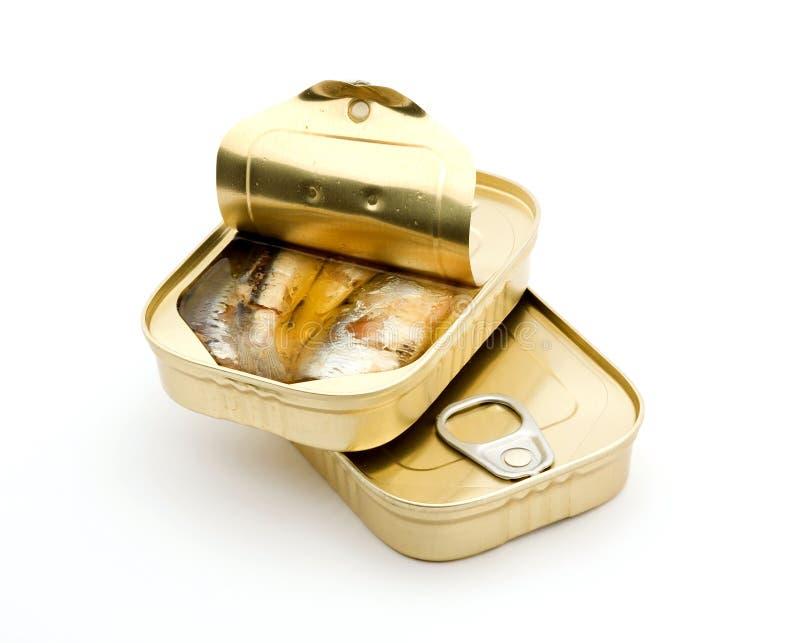 zakonserwowany ryba zdjęcia royalty free