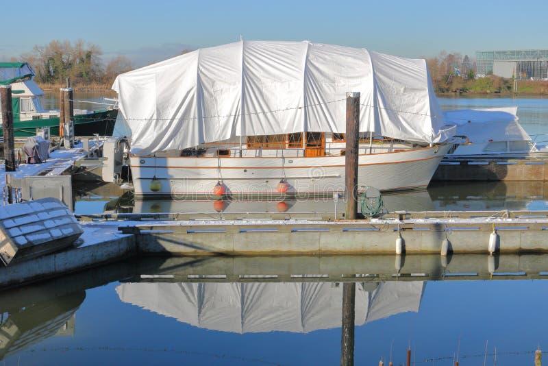 Zakrywać dla Wielkiej łodzi zdjęcie stock