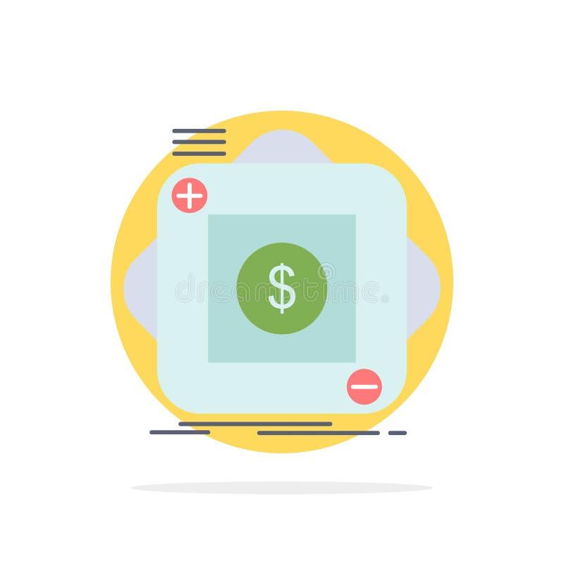 zakup, sklep, aplikacja, aplikacja, wektor ikony płaskokolorowej dla urządzeń przenośnych ilustracji
