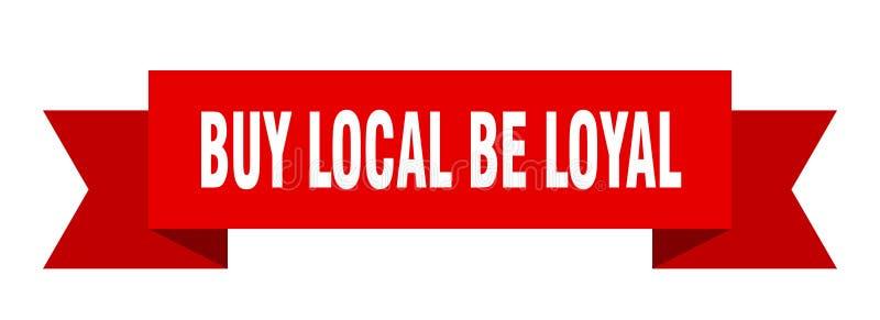 zakupu miejscowy by? lojalnym faborkiem ilustracji