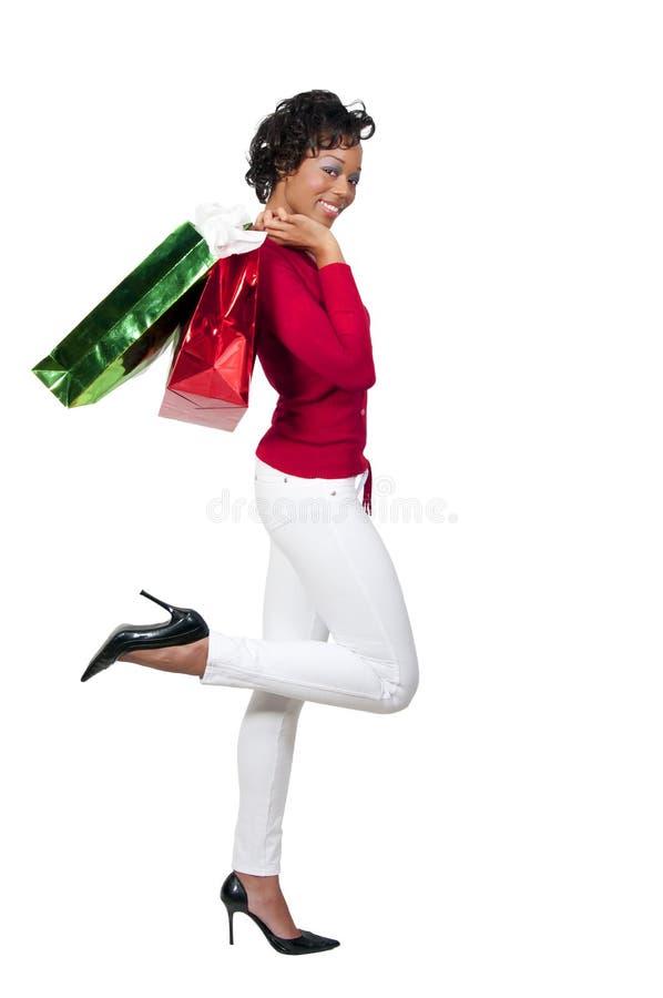 zakupy kobieta fotografia royalty free