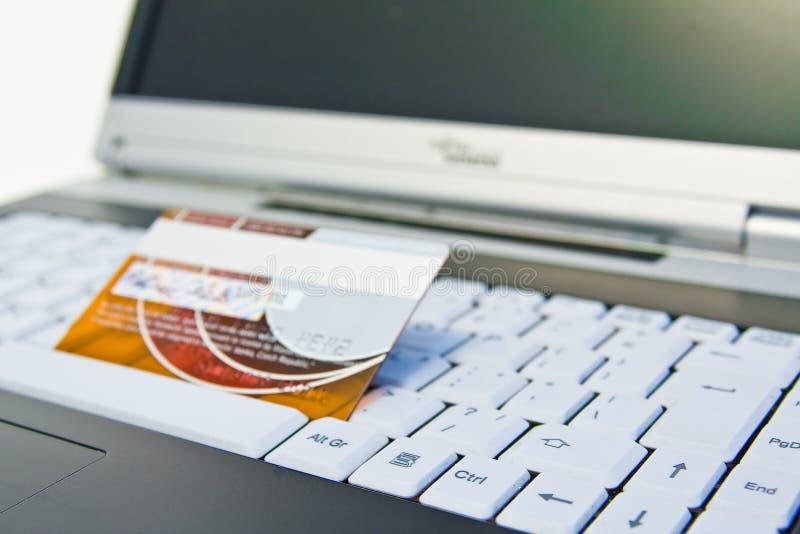 zakupy on - line obrazy stock
