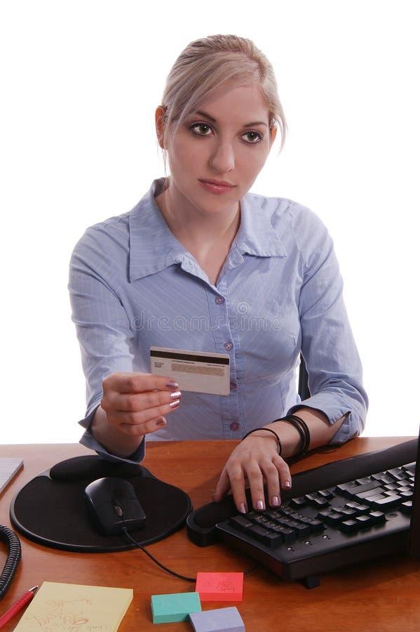 zakupy w internecie obraz stock
