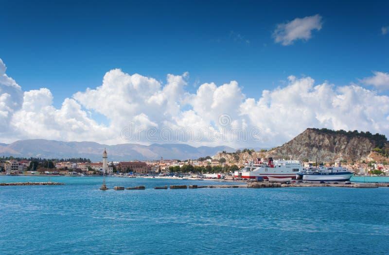 Download Zakynthos, Grece stock image. Image of greece, shore - 27178063
