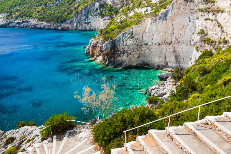 Zakynthos, Greece imagens de stock royalty free