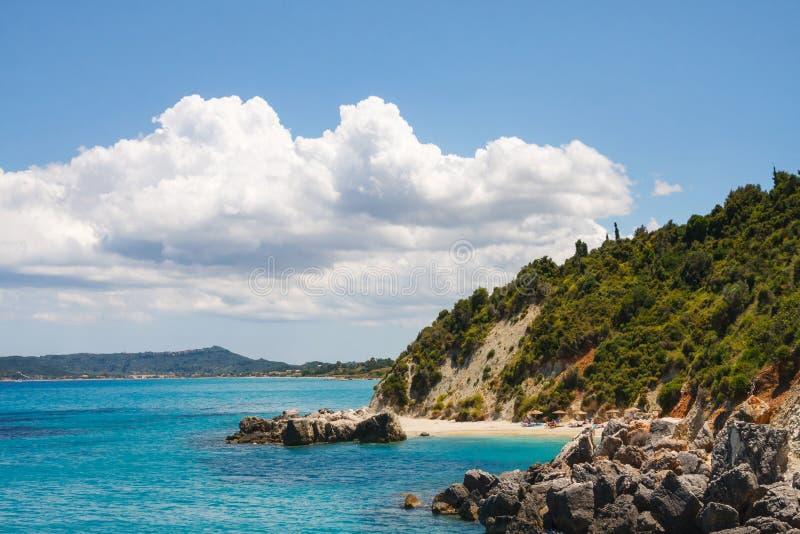 Zakynthos-Insel, Griechenland lizenzfreies stockbild