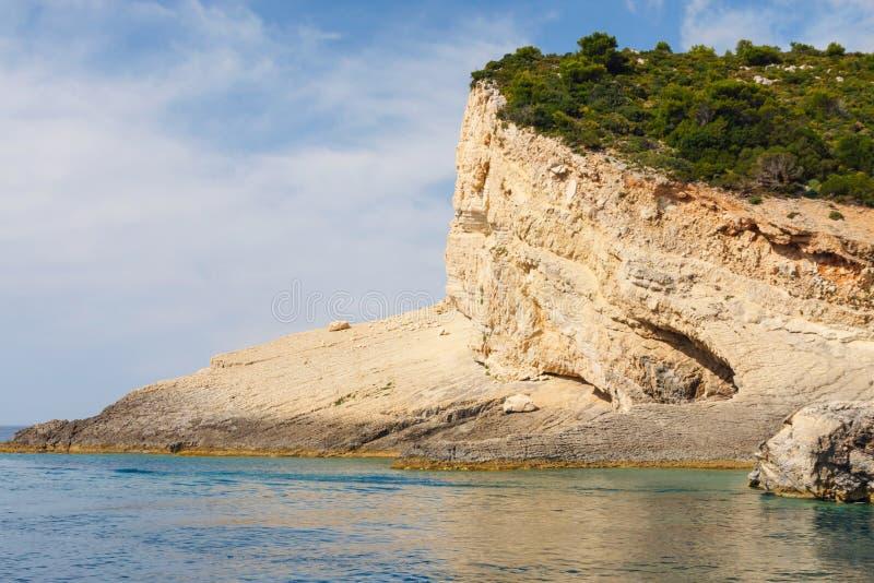 Zakynthos-Insel, Griechenland stockfoto