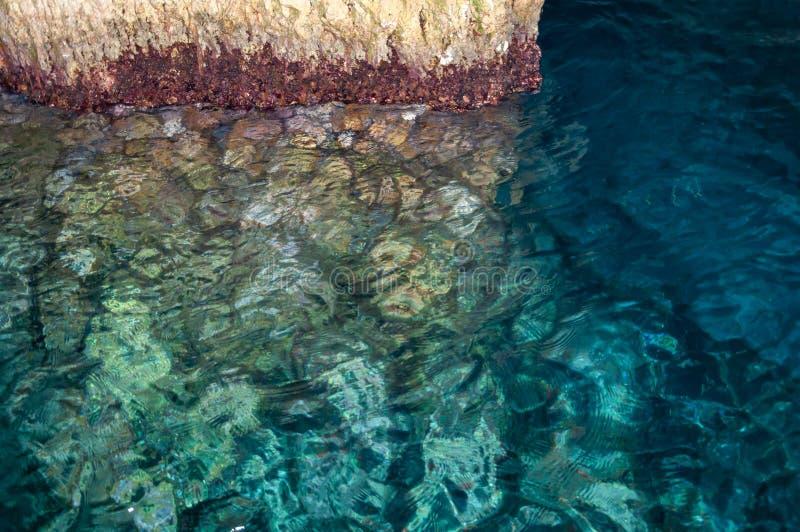 Zakynthos-Insel, Griechenland Eine Perle vom Mittelmeer mit den Str?nden und K?sten passend f?r unvergessliche Seefeiertage lizenzfreie stockfotos