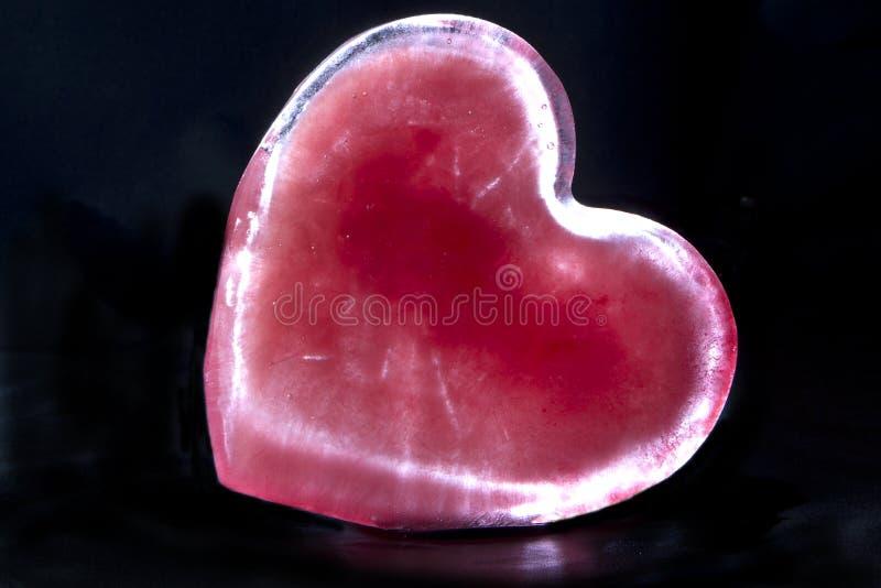 Download Zamarznięty serce zdjęcie stock. Obraz złożonej z romantyczny - 28964278