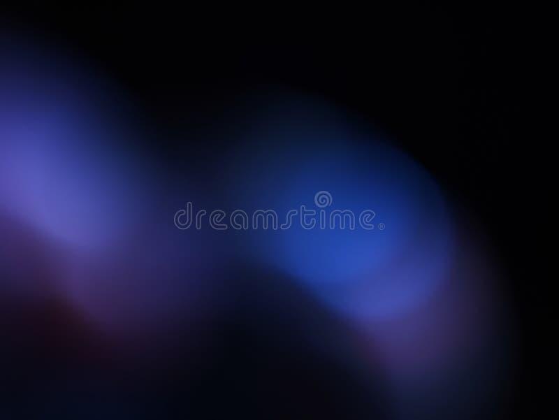 zamazani tło światła Nowy Rok bożych narodzeń tło Abstrakcjonistyczny defocused błękitny, biel połyskuje teksturę shinny obraz stock