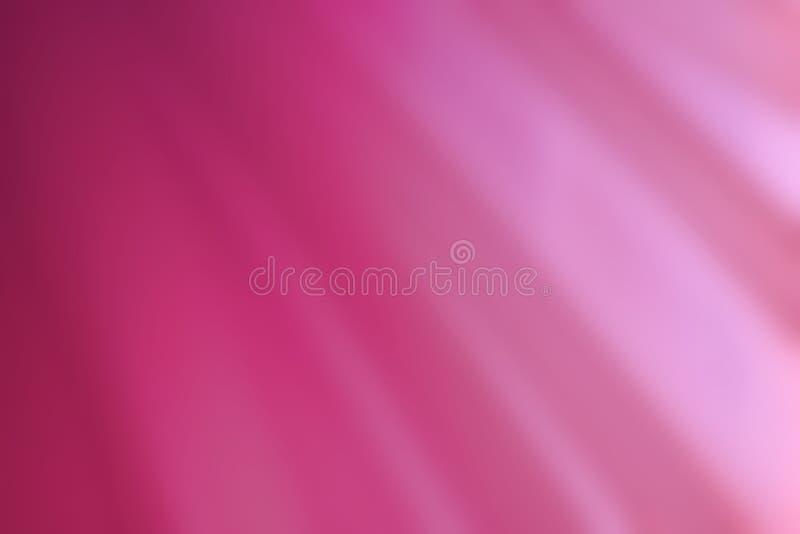Zamazany różowy tło obrazy royalty free