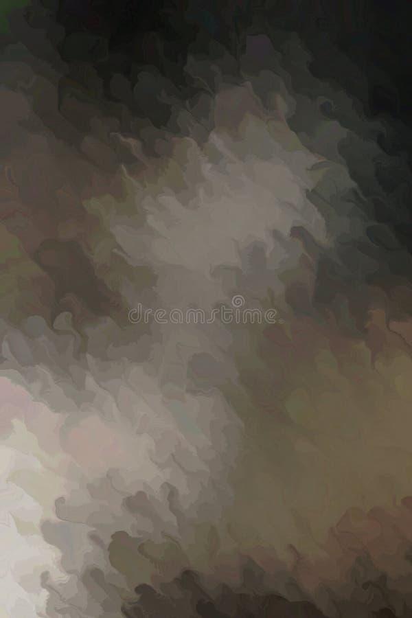 Zamazany tło z plamami zdjęcie royalty free