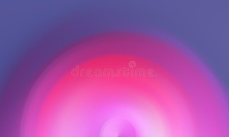 Zamazuje kolorowego abstrakcjonistycznego tła wektorowego projekt, kolorowy zamazany ocieniony tło, żywa koloru wektoru ilustracj ilustracja wektor